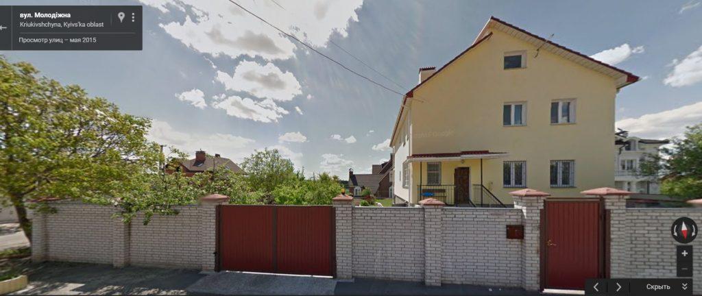 Жуков Николай дом
